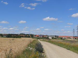 Radweg Klein Meiseldorf